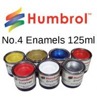 No.4 Enamels