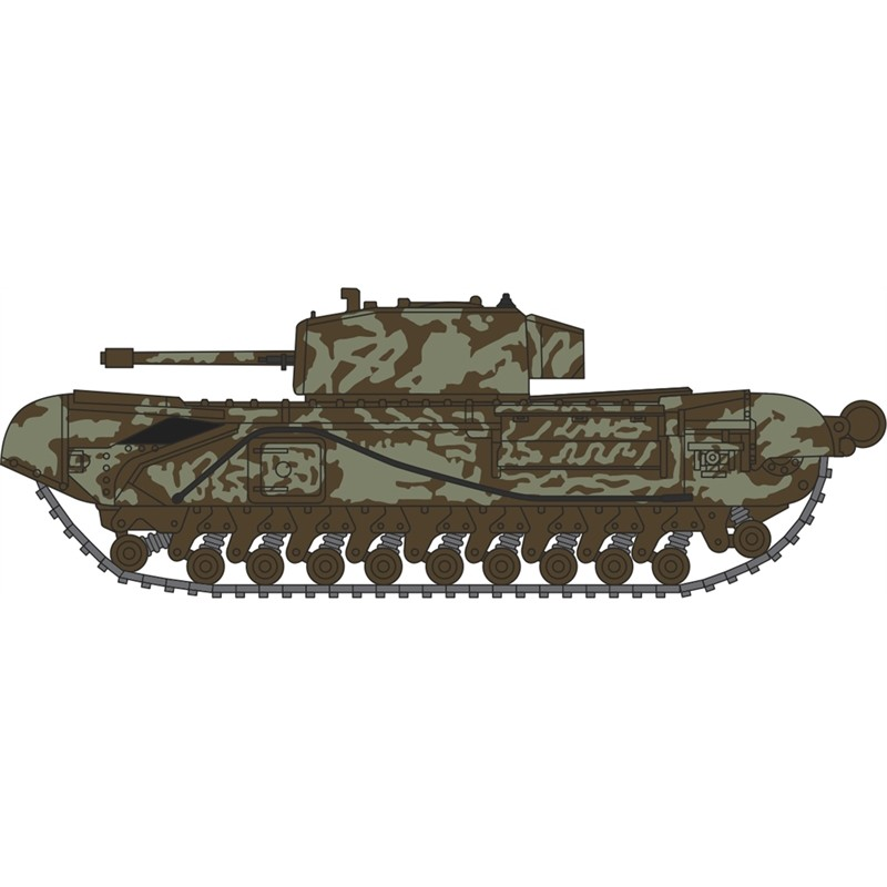 NCHT003 Churchill Tank RAC Tunisia - New (Q4)