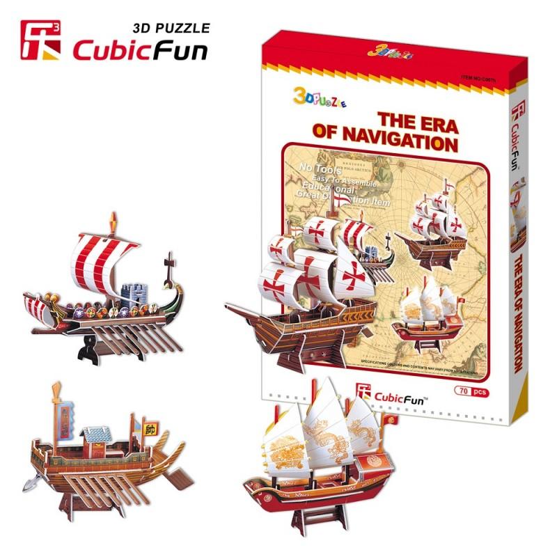 C007H Era of Navigation