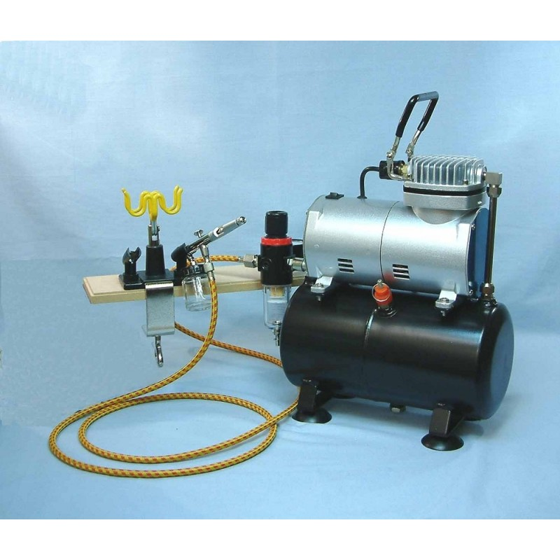 AB603 High Quality Airbrush & Compressor Set