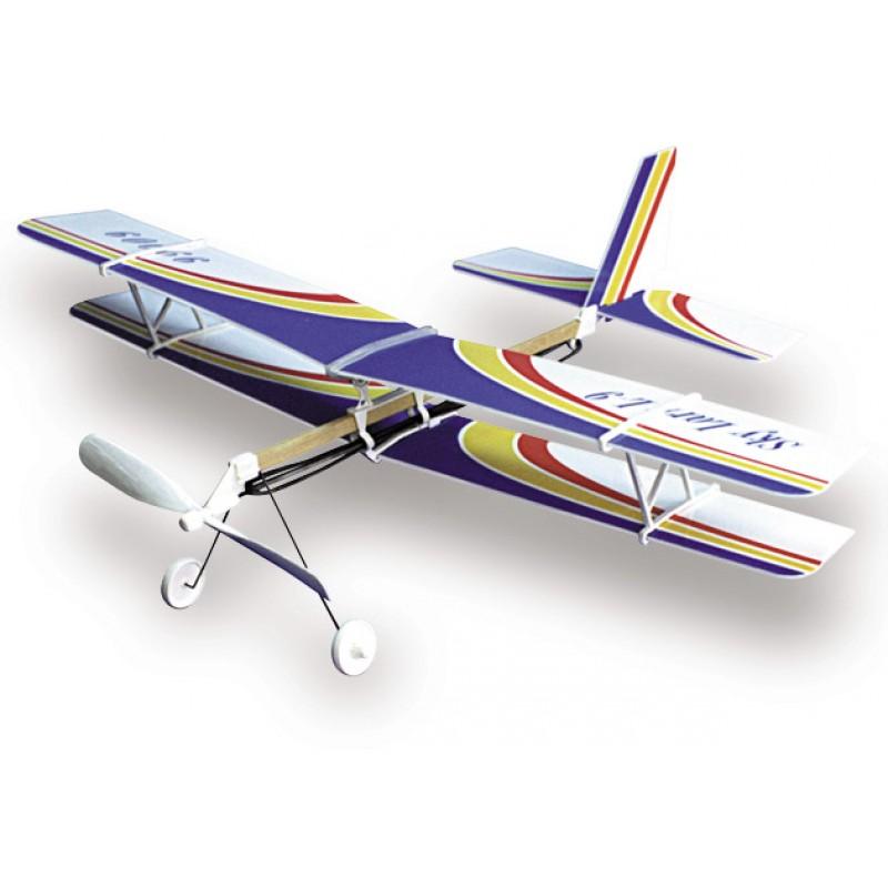 Skylark - 2 in 1 kit – monoplane/biplane