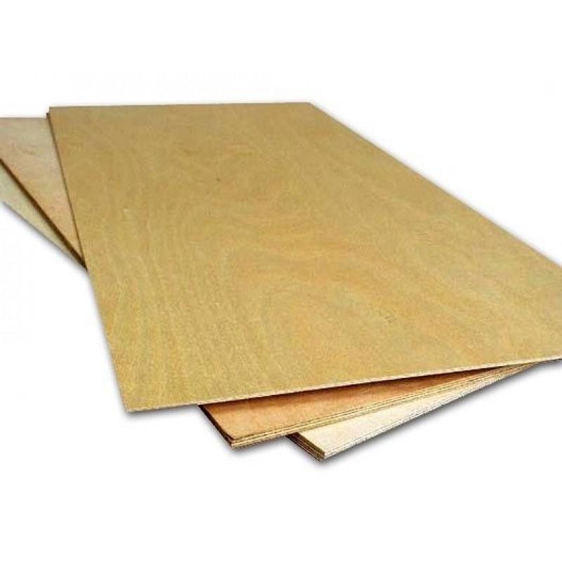 3.0mm x 305mm x 610mm Plywood