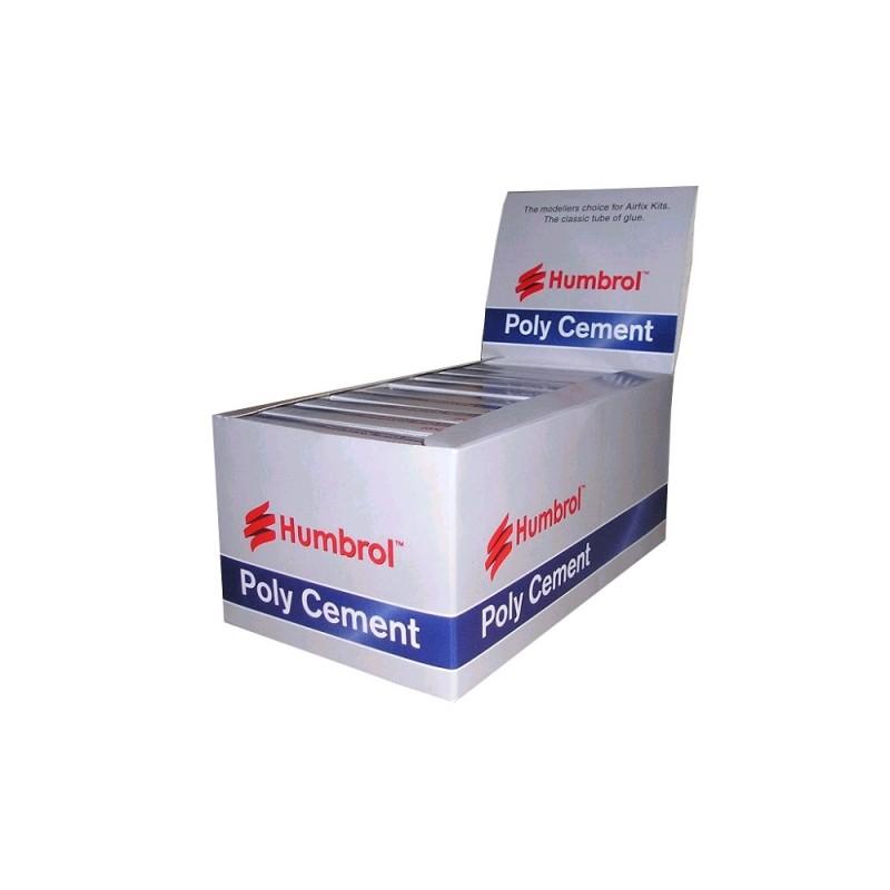 humbrol 24ml polystyrene cement large