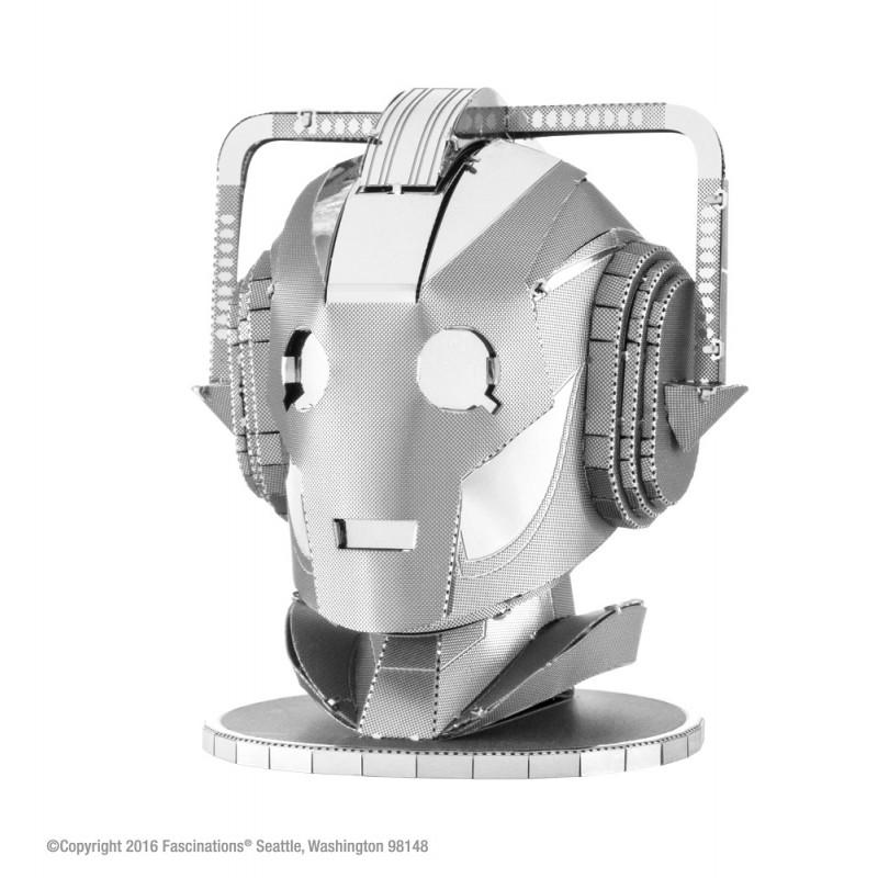 MMS402 Cyber Man Head - New
