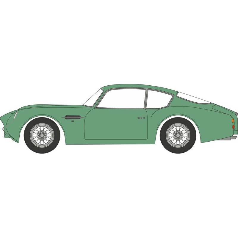 76AMZ001 Aston Martin DB4GT Zagato VEV