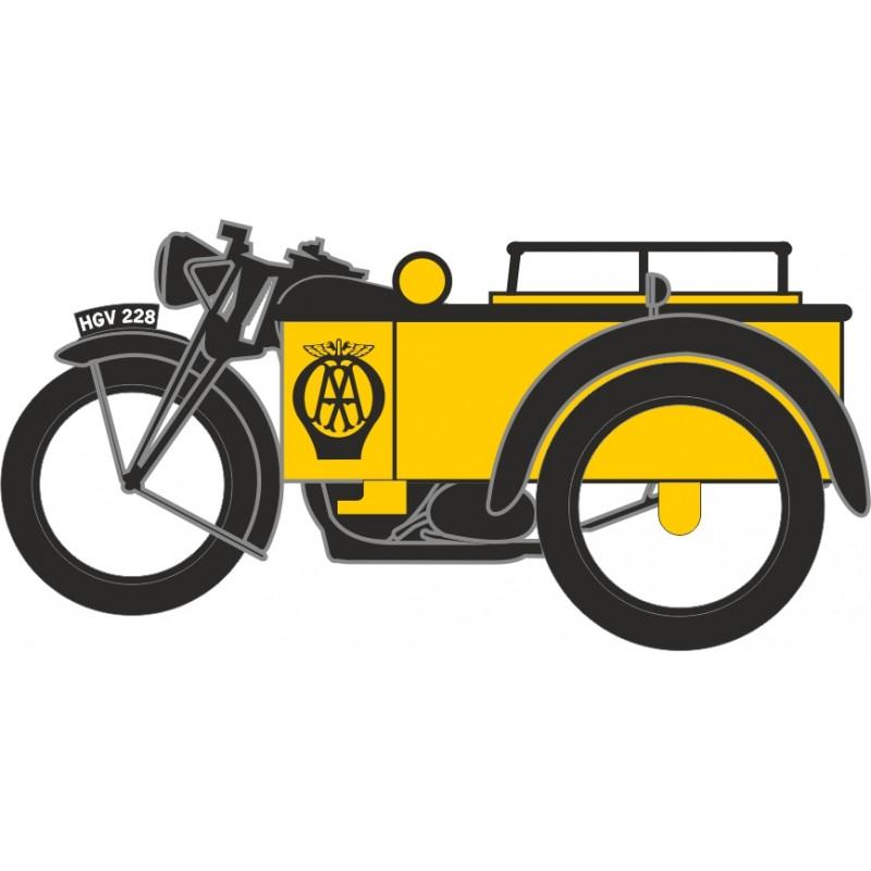NBSA001 Motorbike/Sidecar AA