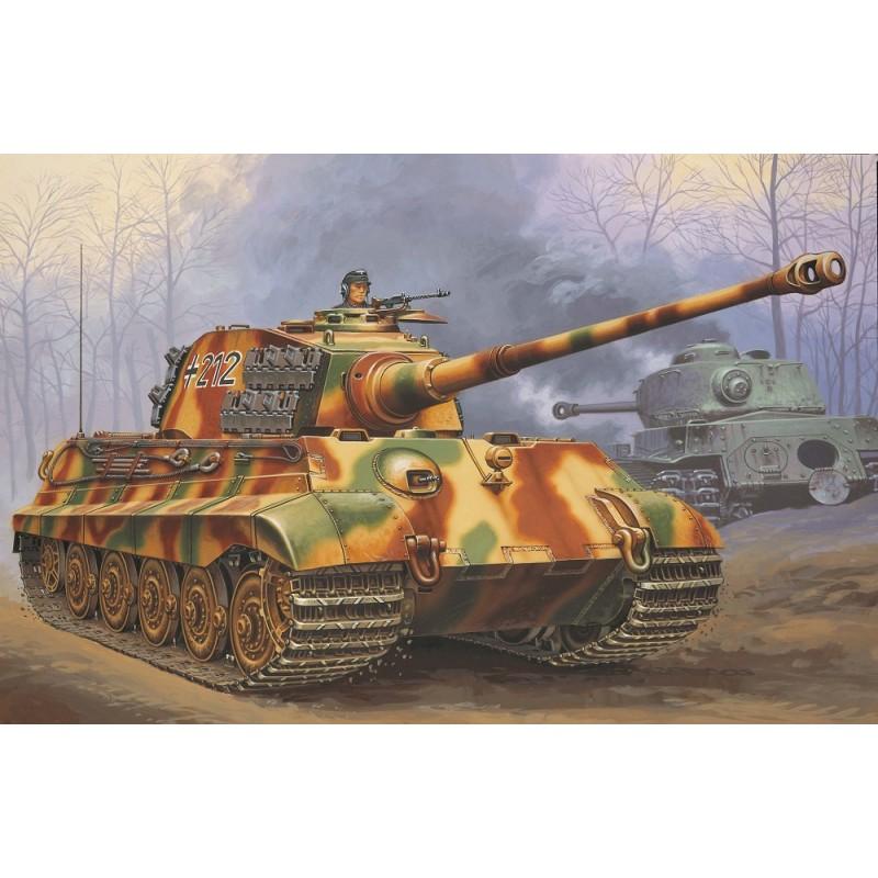 Revell 03129 Tiger II Ausf.B