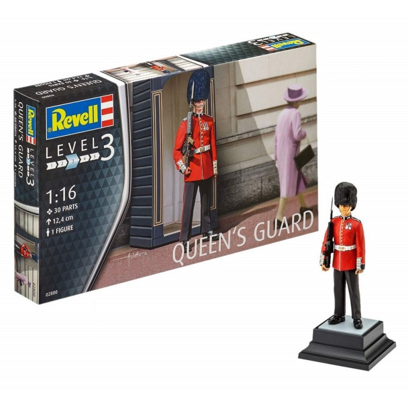 Revell 02800 Queen's Guard (1:16 scale)