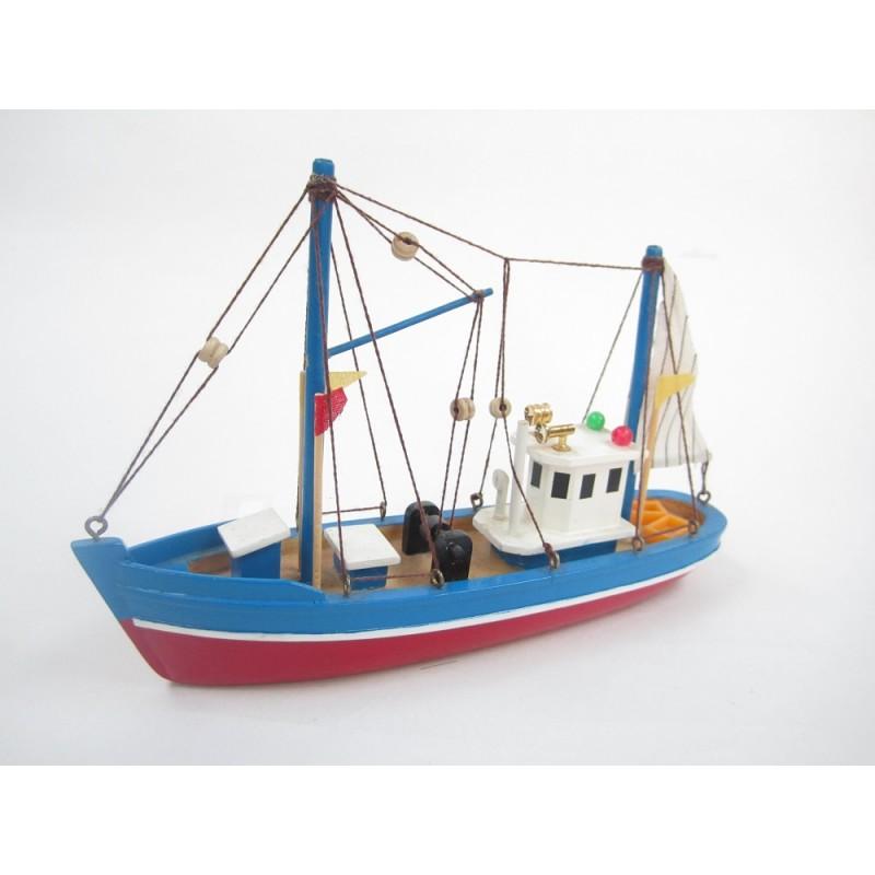 Starter Boat Kit Blue Dolphin