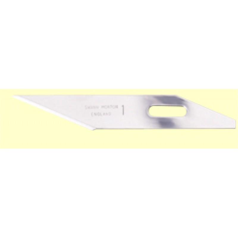Swann Morton No.1 Blades (50)